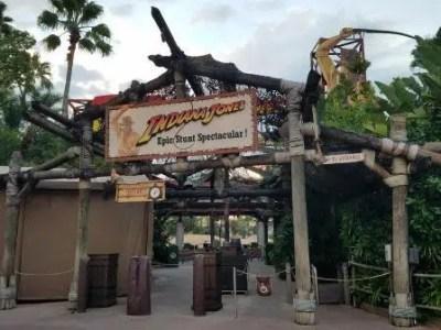 Indiana Jones Epic Stunt Spectacular! (Disney World)