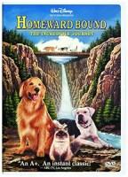 Homeward Bound: The Incredible Journey (1993 Movie)