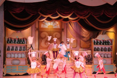 Beauty and the Beast Live on Stage (Disney World Show)