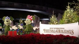 2018 Epcot Candlelight Processional Dates