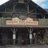 Country Bear Jamboree (Disney World Show)