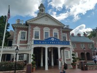 The Hall of Presidents (Disney World Show)