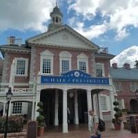 The Hall of Presidents (Disney World)