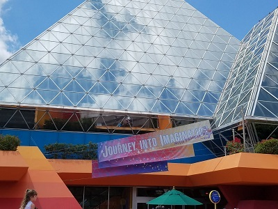 Journey into Imagination with Figment (Disney World Ride)