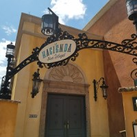 La Hacienda de San Angel (Disney World)