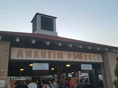 Anaheim Produce (Disney World)