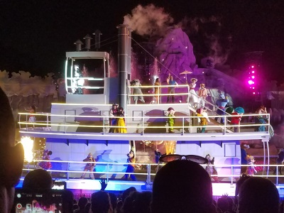Fantasmic! (Disney World Show)