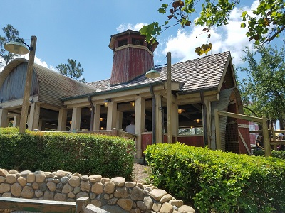 The Barnstormer (Disney World Ride)