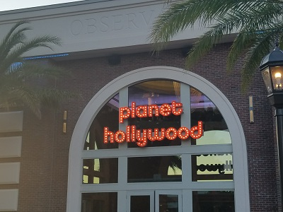 Planet Hollywood Observatory (Disney Springs)