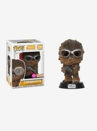 Chewbacca (Flocked) Vinyl Funko Solo: A Star Wars Story Pop!