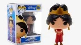 Disney Aladdin Princess Jasmine Vinyl Figure Funko Pop!