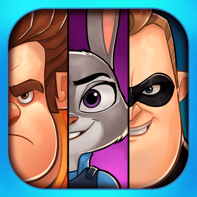 Disney Heroes: Battle Mode Game