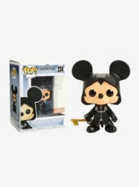 Disney Kingdom Hearts Mickey Mouse Vinyl Figure Funko Pop!