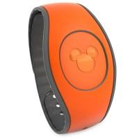 Disney Orange MagicBand 2