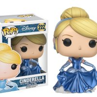 Funko POP Disney Cinderella Shimmering Dress