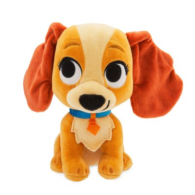 Lady Plush – Disney's Furrytale Friends – Small