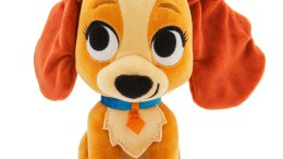 Lady Plush - Disney's Furrytale Friends