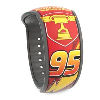 Lightning McQueen and Tow Mater Cars MagicBand 2