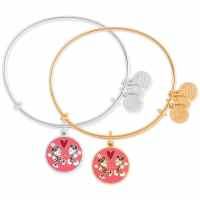 Mickey & Minnie Love Alex and Ani Bangle