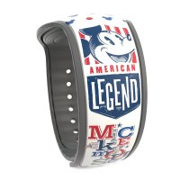Mickey Mouse American Legend MagicBand 2