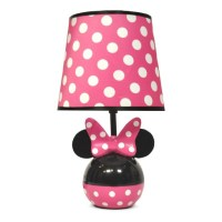 Minnie Mouse Table Lamp | Disney Housewares