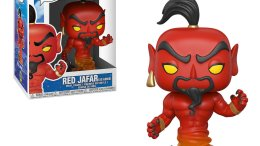 Red Jafar as Genie Funko Pop! Vinyl Figure