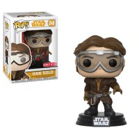 Star Wars: Han Solo - Han Solo Funko Pop! Figure