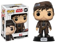 Star Wars: The Last Jedi – DJ Funko Pop