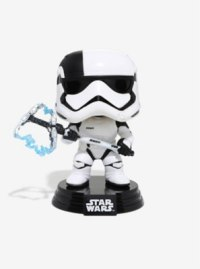 Star Wars: The Last Jedi First Order Executioner Vinyl Bobble-Head Funko Pop!