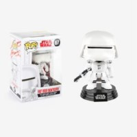 Star Wars: The Last Jedi First Order Snowtrooper Vinyl Funko Pop!