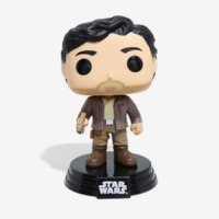 Star Wars: The Last Jedi Poe Dameron Vinyl Bobble-Head Funko Pop!