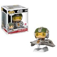Deluxe Star Wars Funko Pop – Luke with X-Wing