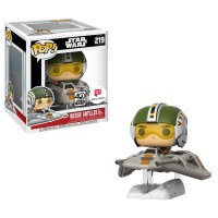 Deluxe Star Wars Funko Pop – Luke with X-Wing