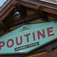 The Daily Poutine (Disney Springs)