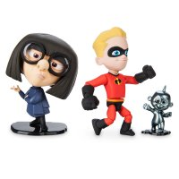 Dash, Edna, and Jack-Jack Action Figures | Incredibles 2 Toys