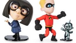 Dash, Edna, and Jack-Jack Action Figures
