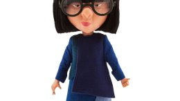 Talking Edna Mode Doll