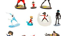 incredibles 2 action figure set