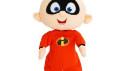 Jack-Jack Fightin' Fun Light-Up Talking Plush