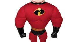 Mr. Incredible Plush Doll