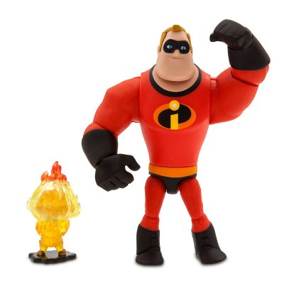 Mr. Incredible and Jack-Jack Action Figures | Incredibles 2 Toys