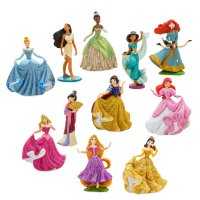 "Disney Princess Action Figure Play Set – ""Happily Ever After"""