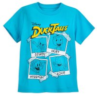 DuckTales Kids T-Shirt | Disney Clothing for Kids