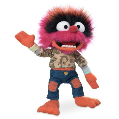 Muppet Babies Animal Plush Stuffed Animal