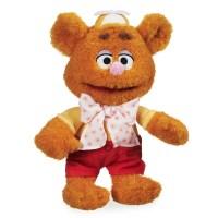 Muppet Babies Fozzie Plush Stuffed Animal