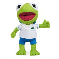 Muppet Babies Kermit Plush Stuffed Animal