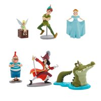 Peter Pan Figure Play Set (6 Pieces)
