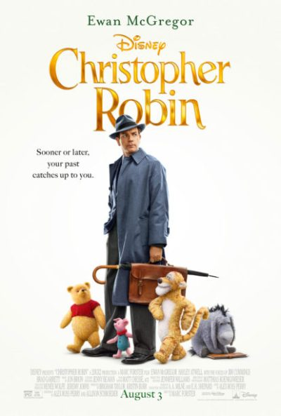 Christopher Robin (2018 Movie)