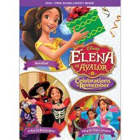 Elena of Avalor: Celebrations to Remember DVD