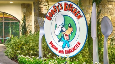 Goofy's Kitchen (Disneyland)